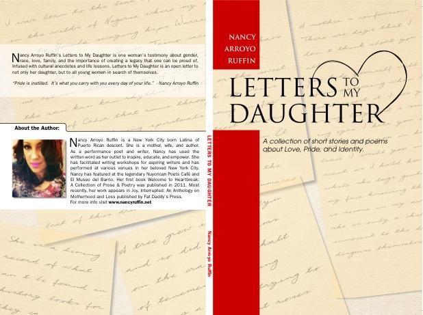 Letters To My Daughter Is An International Latino Book