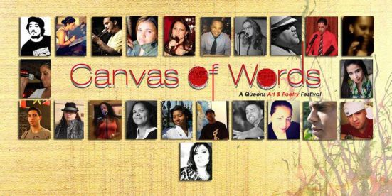 Canvas Of Words Lineup